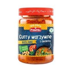 Curry Roślinne z Cieciorką 300 g