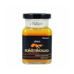 Dżem rokitnikowo-marchewkowy słodzony ksylitolem 150 g