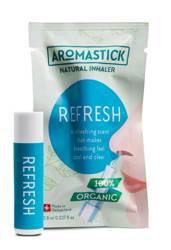 Inhalator do nosa refresh ECO 0,8 ml
