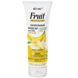 Krem-Maska Odżywczy Zabieg 3 W 1 Z Bananem 75 Ml  Fruit Therapy
