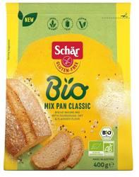 Mix Pan Classic- mieszanka do wypieku chleba BEZGL. BIO 400 g