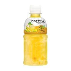 Napój o smaku ananasowym z galaretką kokosową 320 ml