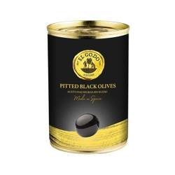 Oliwki czarne bez pestek 280 g