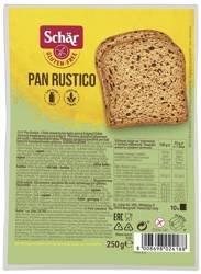 Pan Rustico- chleb wiejski BEZGL. 250 g