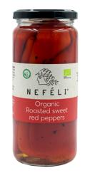 Papryka czerwona pieczona w zalewie bio 460 g (350 g) - nefeli