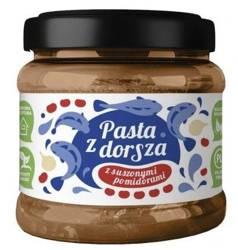 Pasta z dorsza z suszonymi pomidorami 140 g