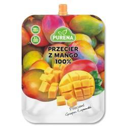 Przecier mango 100% Purena, 350g