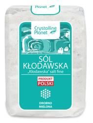 Sól kłodawska drobno mielona 600 g